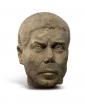 Late Roman Bust